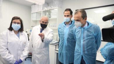 Los laboratorios de Tres Cantos que podrían fabricar hasta 100 millones de vacunas