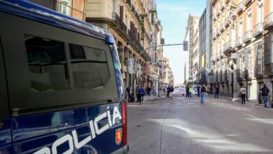 Doscientos policías nacionales controlarán las restricciones en Madrid