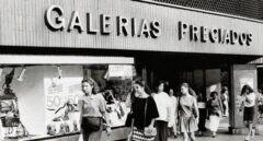 Se vende marca histórica: Galerías Preciados sale a subasta