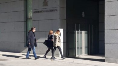 El juez siembra dudas en su relato sobre el móvil de Dina Bousselham
