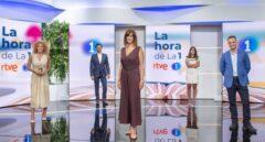 TVE no supera a María Casado: 'La hora de La 1' pincha en su gran semana