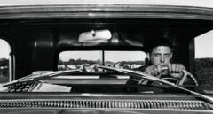 Lee Friedlander, lo cotidiano es arte