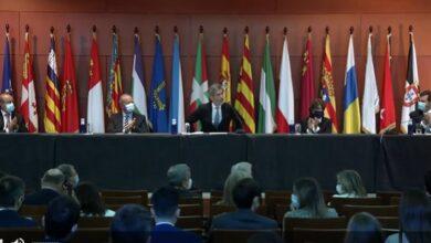 """Lesmes traslada el """"enorme pesar"""" judicial por el veto del Gobierno al Rey en Barcelona"""