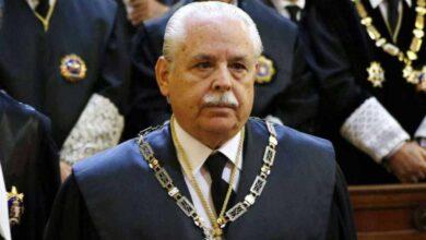 El teniente fiscal Navajas carga contra Madrigal por tratar de influirle contra el Gobierno