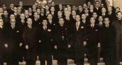 """El franquista """"siniestro"""" que presidió La Caixa durante 32 años"""