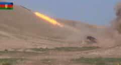 Armenia acusa a Turquía de abatir uno de sus aviones de combate en su espacio aéreo