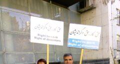 """""""Nuestra lucha por la justicia en Irán inspira a la gente, no es en vano"""""""