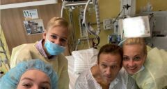 Navalny hospital familia