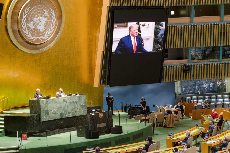 ONU Donald Trump