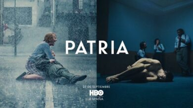 """Aramburu, autor de 'Patria', dice que el cartel de la serie de HBO es un """"desacierto"""""""