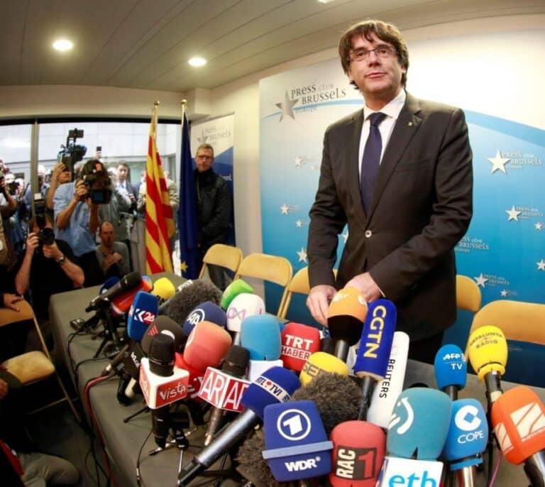El TJUE admite a trámite la cuestión prejudicial de Llarena sobre la entrega de los miembros del 'procés'