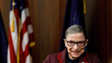 La muerte de la juez Ginsburg abre otra batalla entre republicanos y demócratas