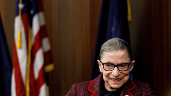 Ruth Bader Ginsburg juez Supremo