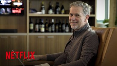 Reed Hastings, el apestado por el magnate de Blockbuster que creó Netflix