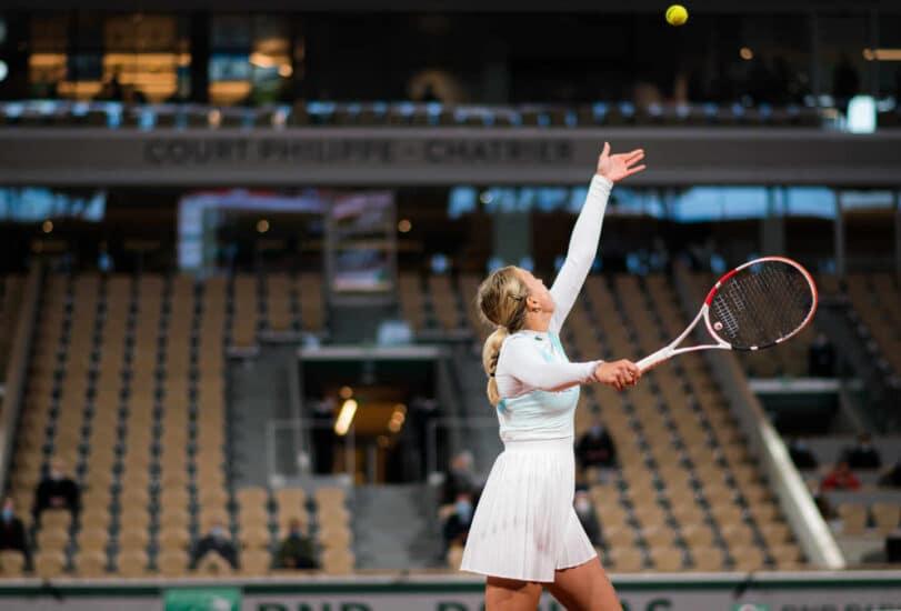 Wimbledon, en cambio, decidió suspender su edición de 2020 por la pandemia