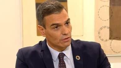 """Pedro Sánchez: """"No contemplo un confinamiento en el país"""""""