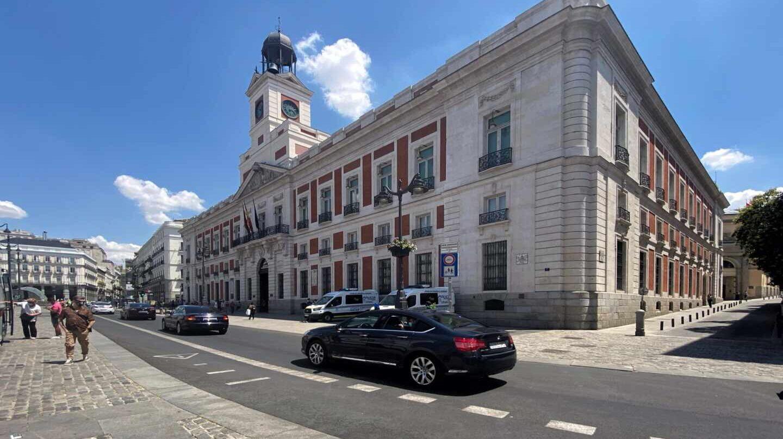 Sede de la comunidad de Madrid
