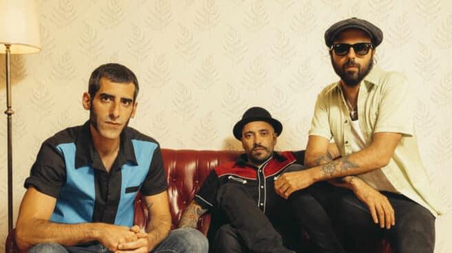sidecars presenta su último álbum ruido de fondo