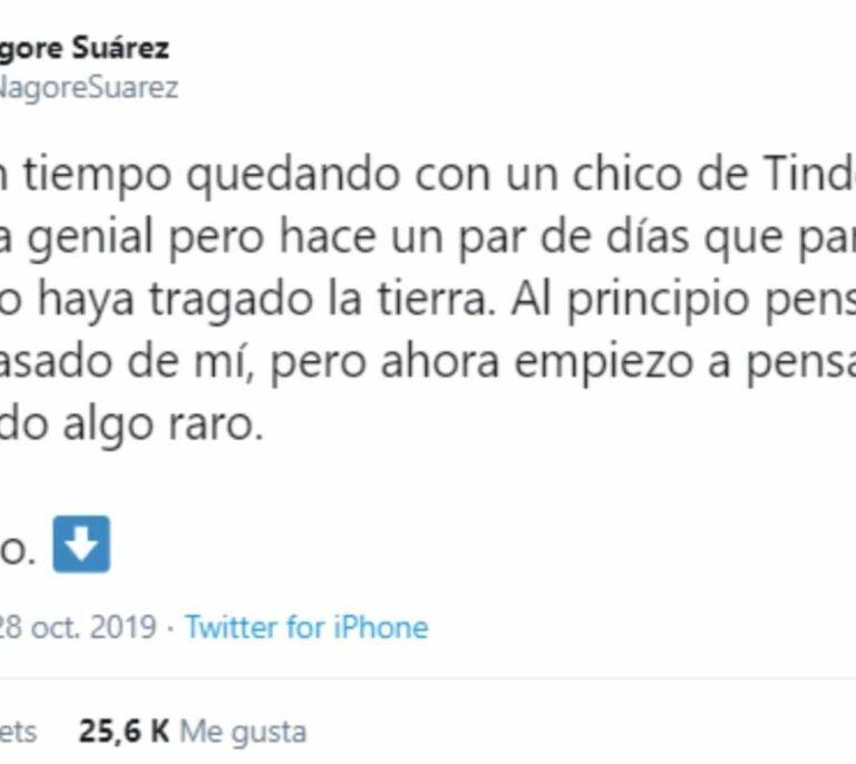 Nagore Suárez y su fórmula para enganchar a un lector en Twitter