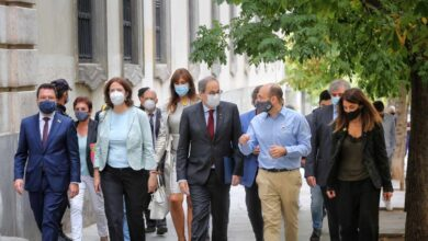 Torra se niega a convocar elecciones y acusa al Estado de paralizar la Generalitat en plena pandemia
