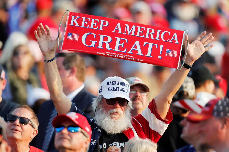 Mitin Trump Pensilvania