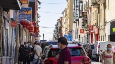 Viaje a Usera, el barrio de Madrid que lidera los contagios en Europa