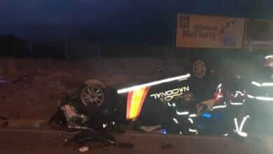 Dos policías heridos de gravedad tras ser arrollados por un vehículo que transportaba droga en Algeciras