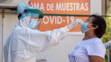 Sanidad registra 27.404 nuevos casos y 101 muertes durante el fin de semana