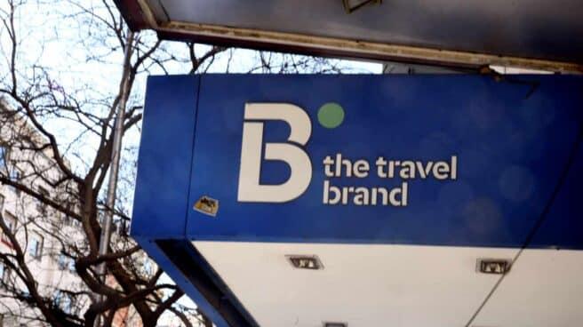 Una agencia de viajes del grupo Barceló.