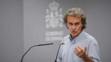Simón descarga en Ayuso la responsabilidad de confinar Madrid