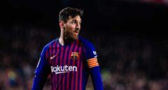"""Messi seguirá en el Barcelona contra su voluntad: """"Me quería ir"""""""