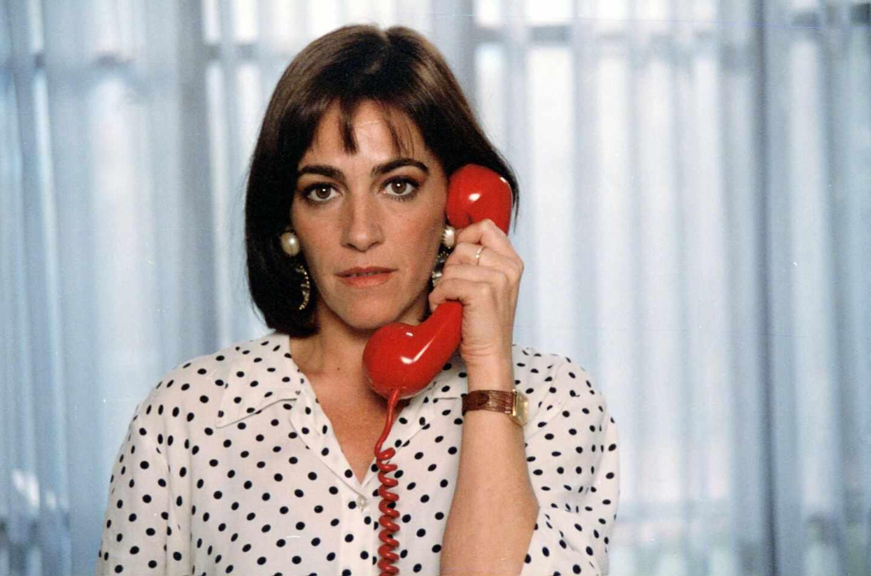 Carmen Maura en Mujeres al borde de un ataque de nervios.