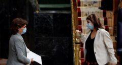 """Carmen Calvo dice que la ausencia de Felipe VI en Barcelona es """"una decisión bien tomada"""""""