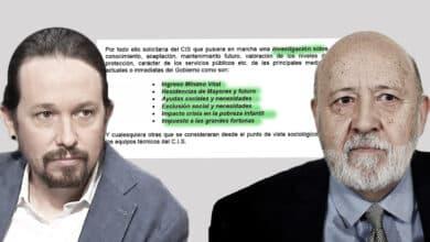 Iglesias y tres ministros pidieron a Tezanos un CIS 'a la carta' en plena pandemia