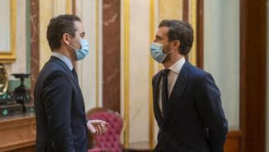El PP pierde 643.000 euros en cuotas de afiliados desde la irrupción de Vox