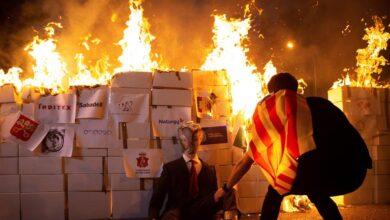 """Los CDR amenazan con un nuevo """"otoño caliente"""" ante la inhabilitación de Torra"""