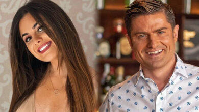 Un leak, un drama televisivo y una ruptura: Alfonso Merlos y Alexia Rivas ponen fin a su relación