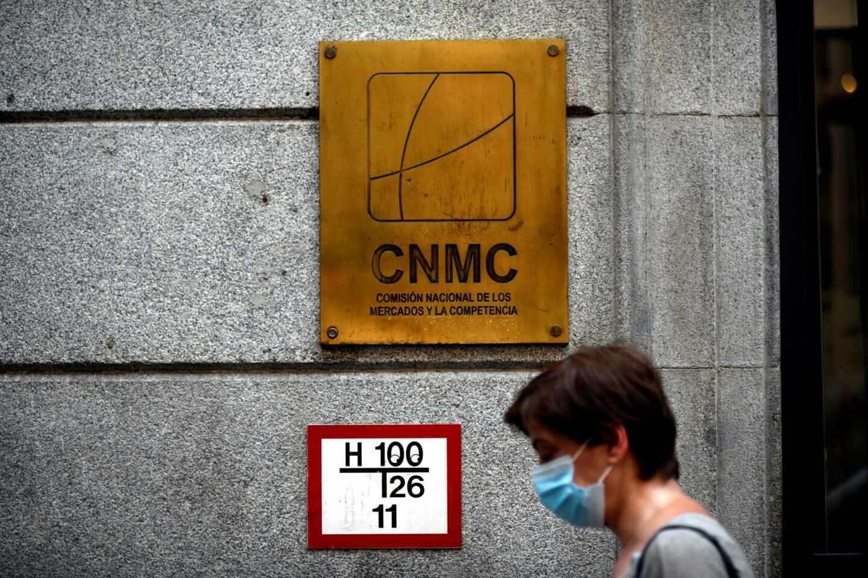 La sede de la CNMC en Madrid.