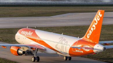 Las reservas de vuelos a España con easyJet aumentan un 150% desde Suiza y hasta un 460% desde Alemania