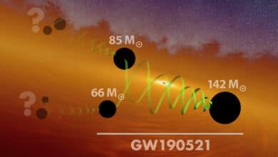 La detección de la cuarta onda gravitacional revoluciona el conocimiento sobre agujeros negros