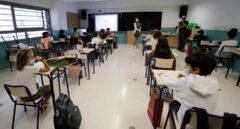 """Niños de distinto curso en la misma clase: las polémicas """"aulas mixtas"""" anticovid"""