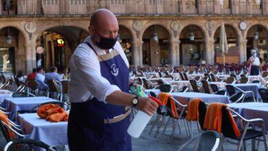 España tiene 130.000 trabajadores de baja por contagio o aislamiento de coronavirus