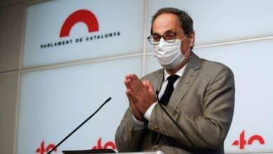 La Generalitat recomienda a los catalanes no viajar a Madrid