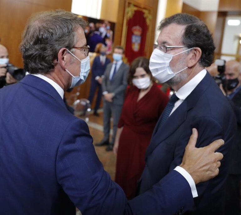 """Rajoy critica que en el Gobierno hay """"demasiados líos aunque se haya ido Pablo Iglesias"""""""