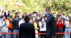 """Zarzuela sobre la ausencia del Rey: """"Si el Gobierno considera que no debe ir, no se va"""""""