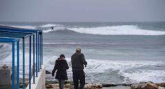 'Odette' pondrá en riesgo importante por viento, oleaje, nevadas y lluvias a 13 comunidades