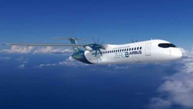 Airbus trabaja en tres aviones de cero emisiones para tenerlos listos en 2035