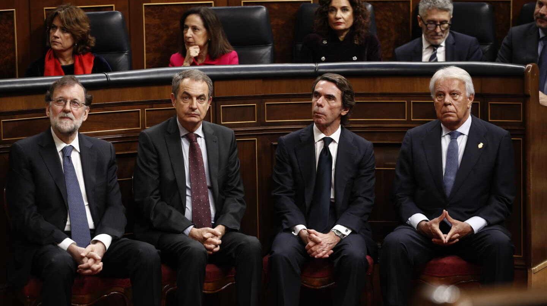 González Aznar Zapatero Y Rajoy Envían Cartas En Apoyo A Martín Villa Frente A La Juez Argentina