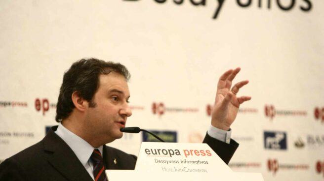 Jordi Hereu, ex alcalde de Barcelona y nuevo presidente de Hispasat.
