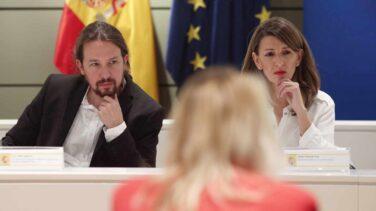 Iglesias nombra a Yolanda Díaz como su heredera en Podemos y en el Gobierno